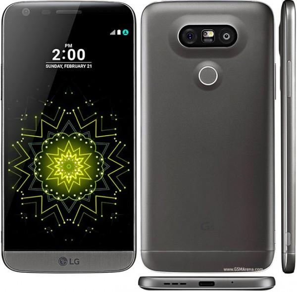 گوشی موبایل ال جی مدل G5 H860 دو سیمکارت ظرفیت 32 گیگابایت