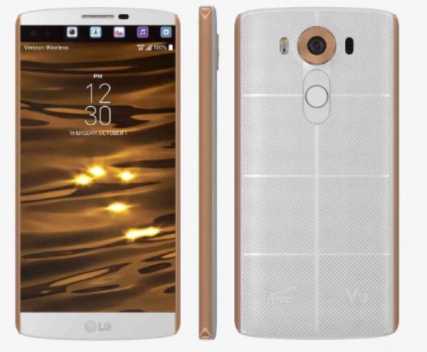 گوشی موبایل ال جی مدل V10 ظرفیت 32 گیگابایت
