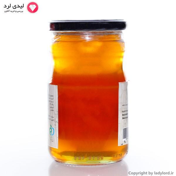 عسل طبیعی ممتاز با ساکاروز کمتر از 5%  900 گرم