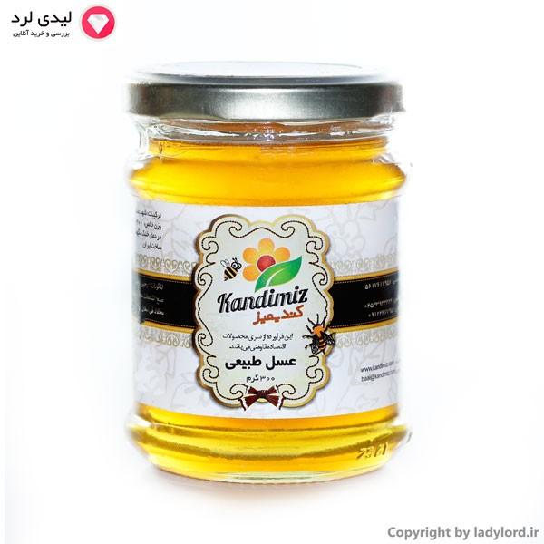 عسل طبیعی  300 گرم