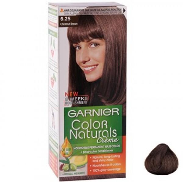 کیت رنگ مو گارنیه شماره Color Naturals 6.25