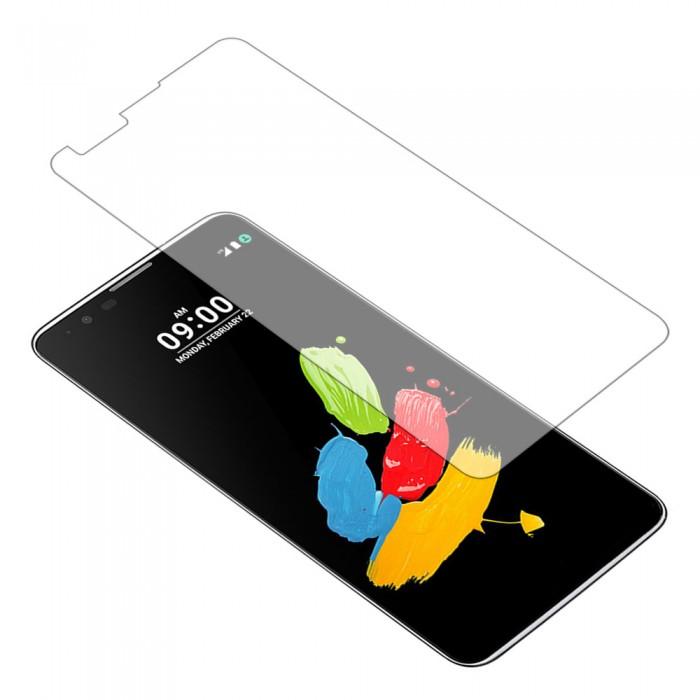محافظ LCD شیشه ای گوشی موبایل ال جی استایلوس 2