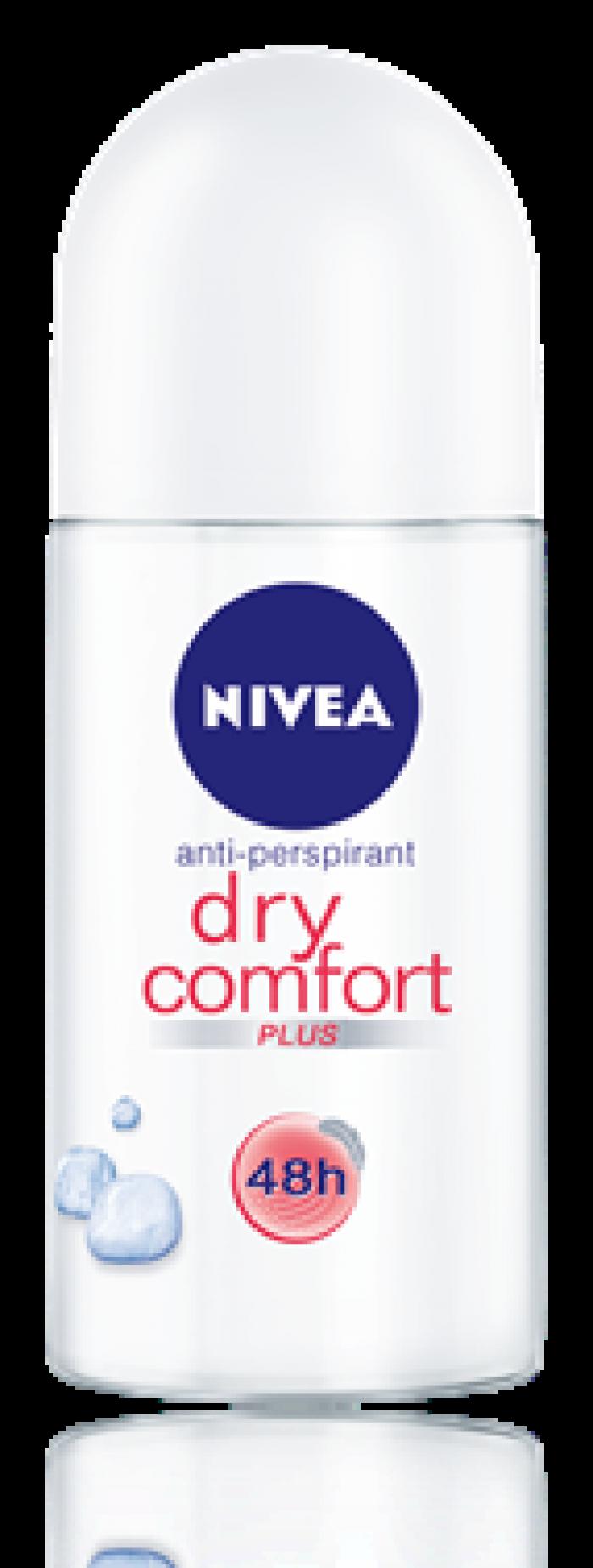 رول ضد تعریق زنانه نیوآ مدل Dry Comfort حجم 50 میلی لیتر