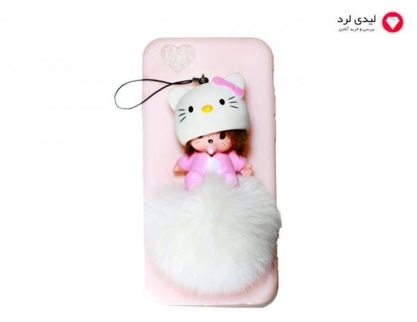 قاب عروسکی دخترانه گوشی های آیفون سری 6 و 6 اس