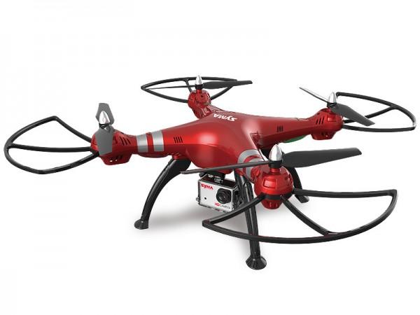 کوادکوپتر سایما مدل X8HG با دوربین 8 مگا پیکسل اچ دی