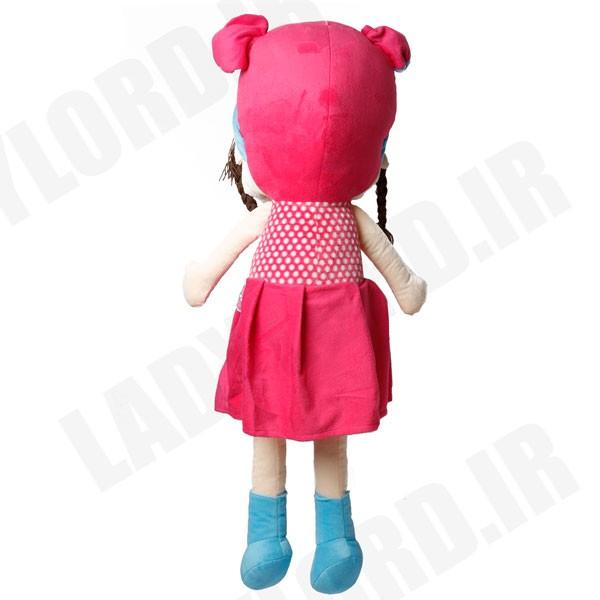 عروسک کارا مدل دختر هد دار ارتفاع95 سانتی متر
