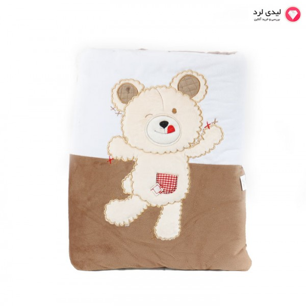 قنداق مدل bear قهوه ای رنگ