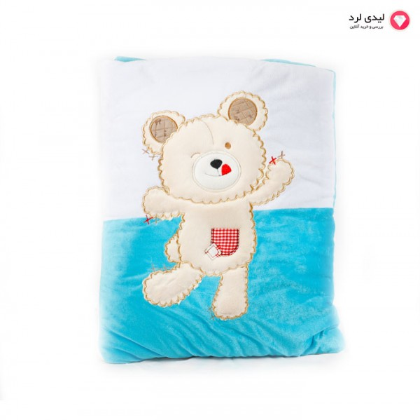 قنداق مدل bear آبی رنگ