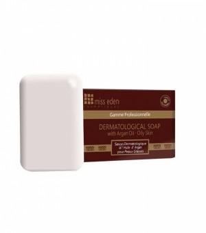 MISS EDEN Argan Oil Dermatological Soap For Oily Skin