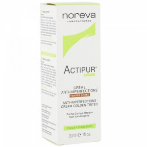 NOREVA ACTIPUR ANTI IMPERFECTION TINTED CREAM