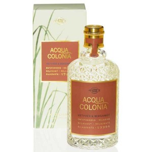 Maurer and Wirtz 4711 Acqua Colonia Vetyver and Bergamot Eau De Cologne 50ml