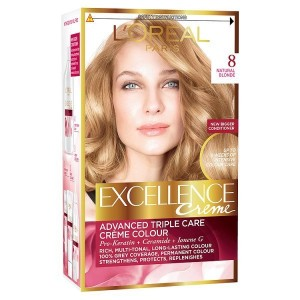 LOreal Excellence No 8 Hair Color Kit