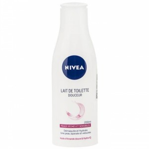 Nivea Indulging Cleansing Milk Makeup Remover 200ml