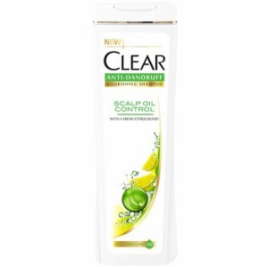Clear Scalp Oil Control For Women Shampoo 200ml