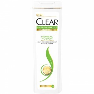 Clear Herbal Fusion For Women Shampoo 400ml