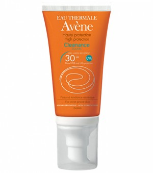 Cleanance Sunscreen Emulsion SPF30