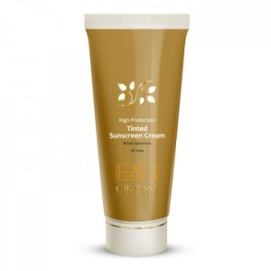 Cinere Sunscreen Tinted Cream SPF50 No.3