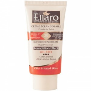 Ellaro Caramel Doux Sunscreen Cream SPF30