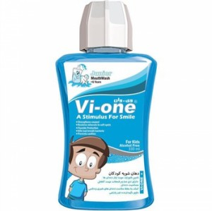 Vi-one Junior Mouth Wash For Boy 330ml