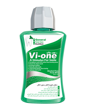 Vi-one General Mouth Wash with Fresh Mint 330ml