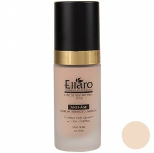 Ellaro Light Mattiflying Silky Rose Foundation 30ml