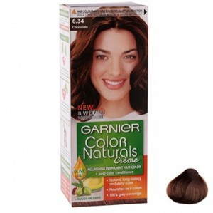 Garnier Color Naturals Shade 6.34 Hair Color