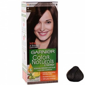 Garnier Color Naturals Shade 4 Hair Color