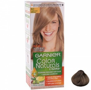 Garnier Color Naturals Shade 8.1 Hair Color