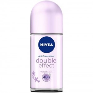 Nivea Double Effect For Women Roll-On Deodorant