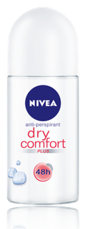 Nivea Dry Comfort For Women Roll-On Deodorant 50ml