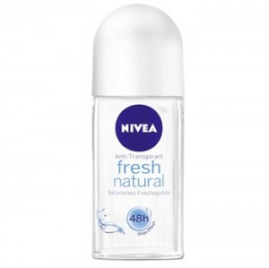 Nivea Fresh Natural For Women Roll-On Deodorant 50ml