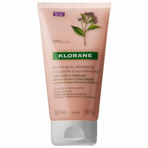 KLORANE  Anti Hair Loss Conditioner With Quinine & B Vitamins 150ml