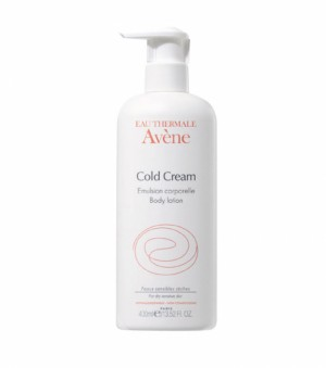 Avene Cold cream body lotion 400 ml