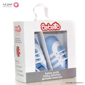 Baby Sneaker  blue-whith color suitible for 6 to 9 month