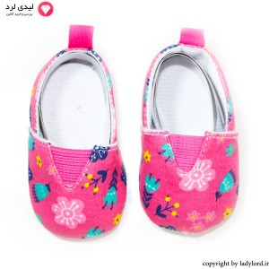 Baby shoe  pink color suitible for 6 to 9 month