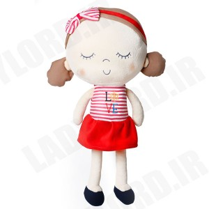 Tiny Winy Lady Pleasant Dress With Love Design Doll Height 58 Centimeter