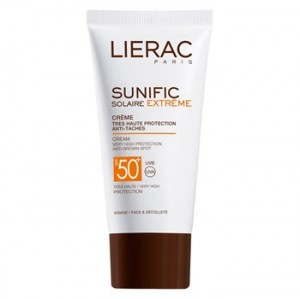 Lierac Sunific Solaire Extreme Sunscreen Cream 50ml