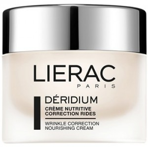 Lierac Deridium Wrinkle Correction Nourishing Cream 50ml for dry to very dry skin