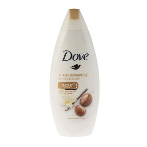Dove Shea Butter With Warm Vanilla Shower Gel 250ml