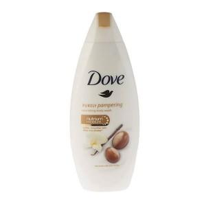 Dove Shea Butter With Warm Vanilla Shower Gel 250ml